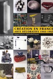 création en France-Arts décoratifs